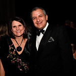 WASHINGTON, DC - JANUARY 19:  Elizabeth Azer (L) and Dr. Nigel Azer, orthopedic surgeon with the Anderson Orthopedic Clinic attend the Texas State Society of Washington, D.C. Black Tie and B ...