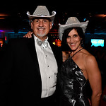 WASHINGTON, DC - JANUARY 19:  Matthew Digioia (L) and Dr. Jean Nelson, both of Wilmington, NC attend the Texas State Society of Washington, D.C. Black Tie and Boots Presidential Inaugural Ba ...