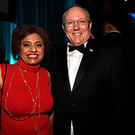 WASHINGTON, DC - JANUARY 19:  Jay Rao (L) and retired U.S. Air Force Colonel Rob Maness attend the Texas State Society of Washington, D.C. Black Tie and Boots Presidential Inaugural Ball at  ...